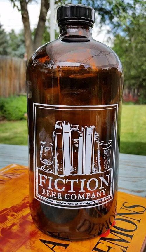 Fiction Beer Co.: Branding